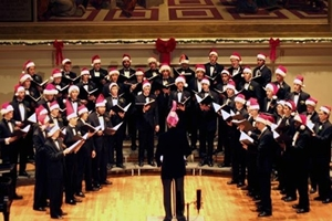 Virginia Glee Club Christmas Concert